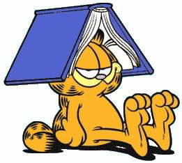 Komiksy z serii Garfield