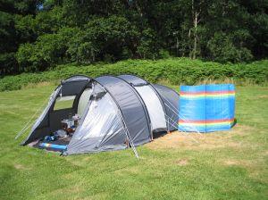 namioty - jak wybrać?