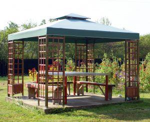 pawilon ogrodowy - jak wybrać?